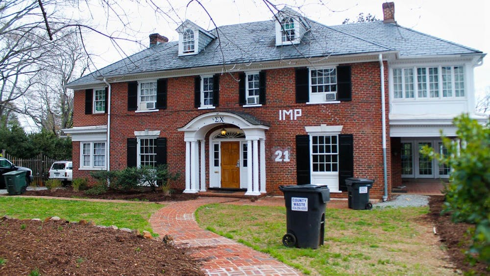 Nationally and at the University, Sigma Chi fraternity hosts Derby Days as a philanthropic event.