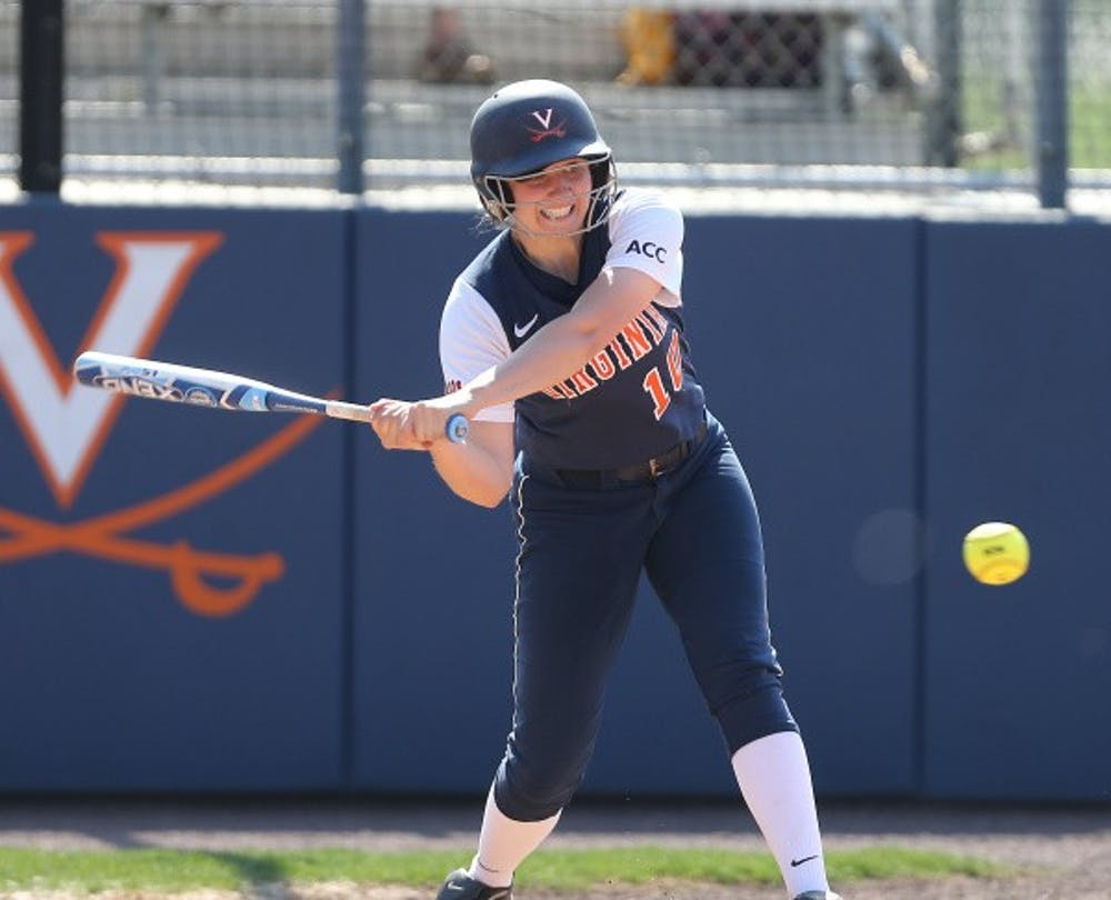 <p>Sophomore Aimee Chapdelaine has pitched 103.2 of Virginia&#8217;s 178.2 innings in the field in 2014. The Cavaliers play Longwood in a road doubleheader Wednesday.</p>