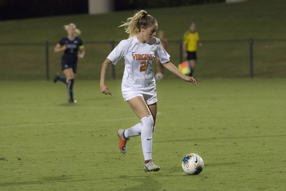 <p>Virginia's forwards have to shoot early and often, and the defense must limit opponents' goal-scoring opportunities&nbsp;</p>