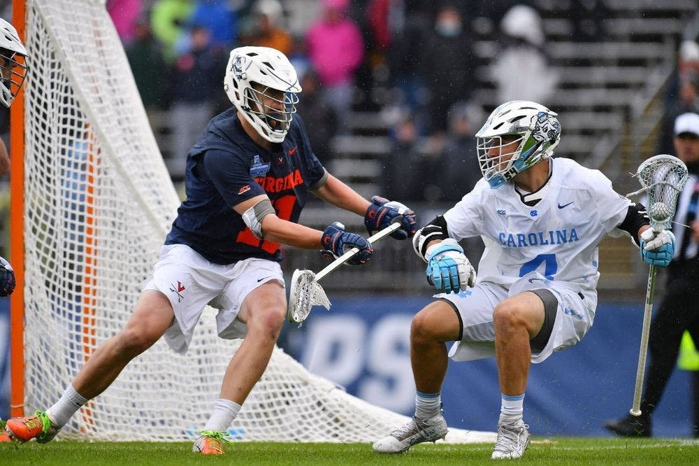 <p>The Cavaliers managed a nail-biting 12-11 victory over the Tar Heels as the match-up came down to the wire.</p>