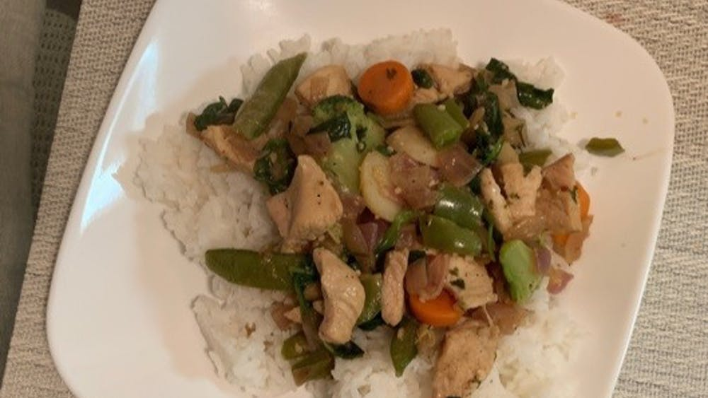 This delicious stir-fry recipe is affordable, nutritious and long-lasting.