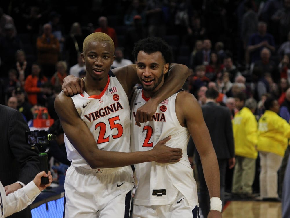 Senior guard Braxton Key and senior forward Mamadi Diakite hope to add another highlight to their illustrious Virginia careers with an ACC championship.