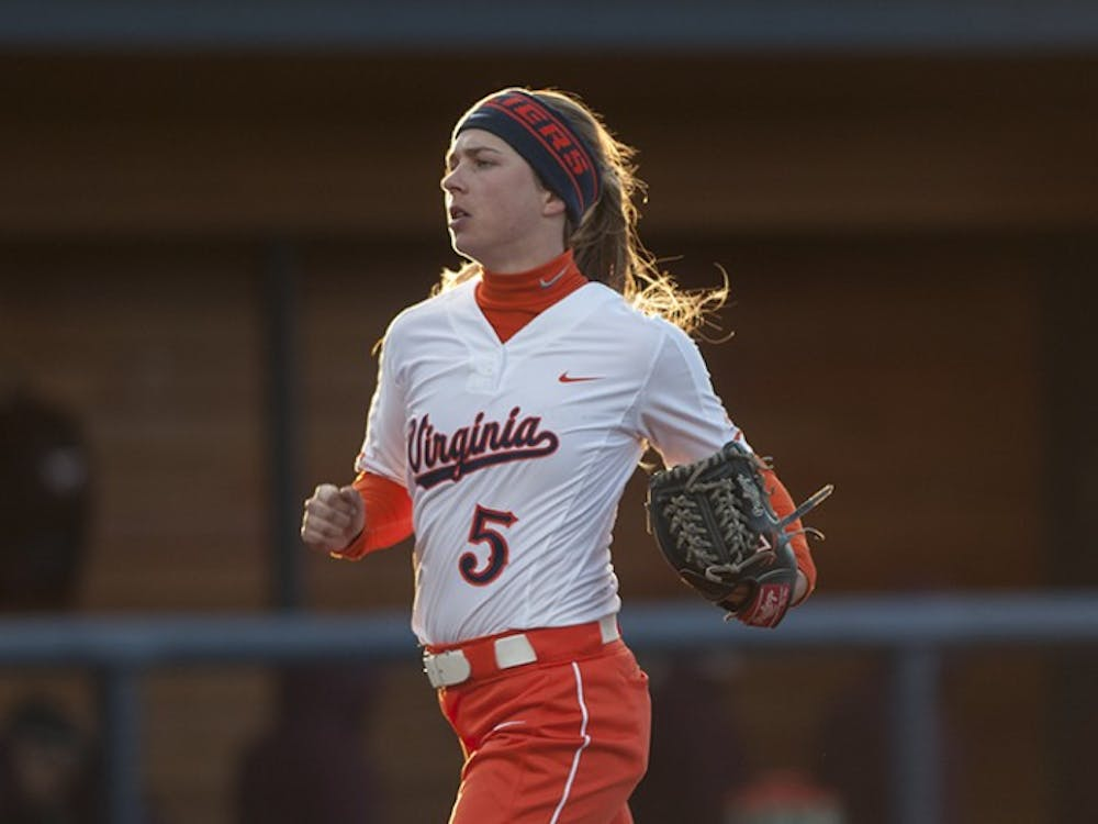 Junior outfielder Allison Davis went 2-3 with a triple in Virginia's 10-3 loss to NC State.