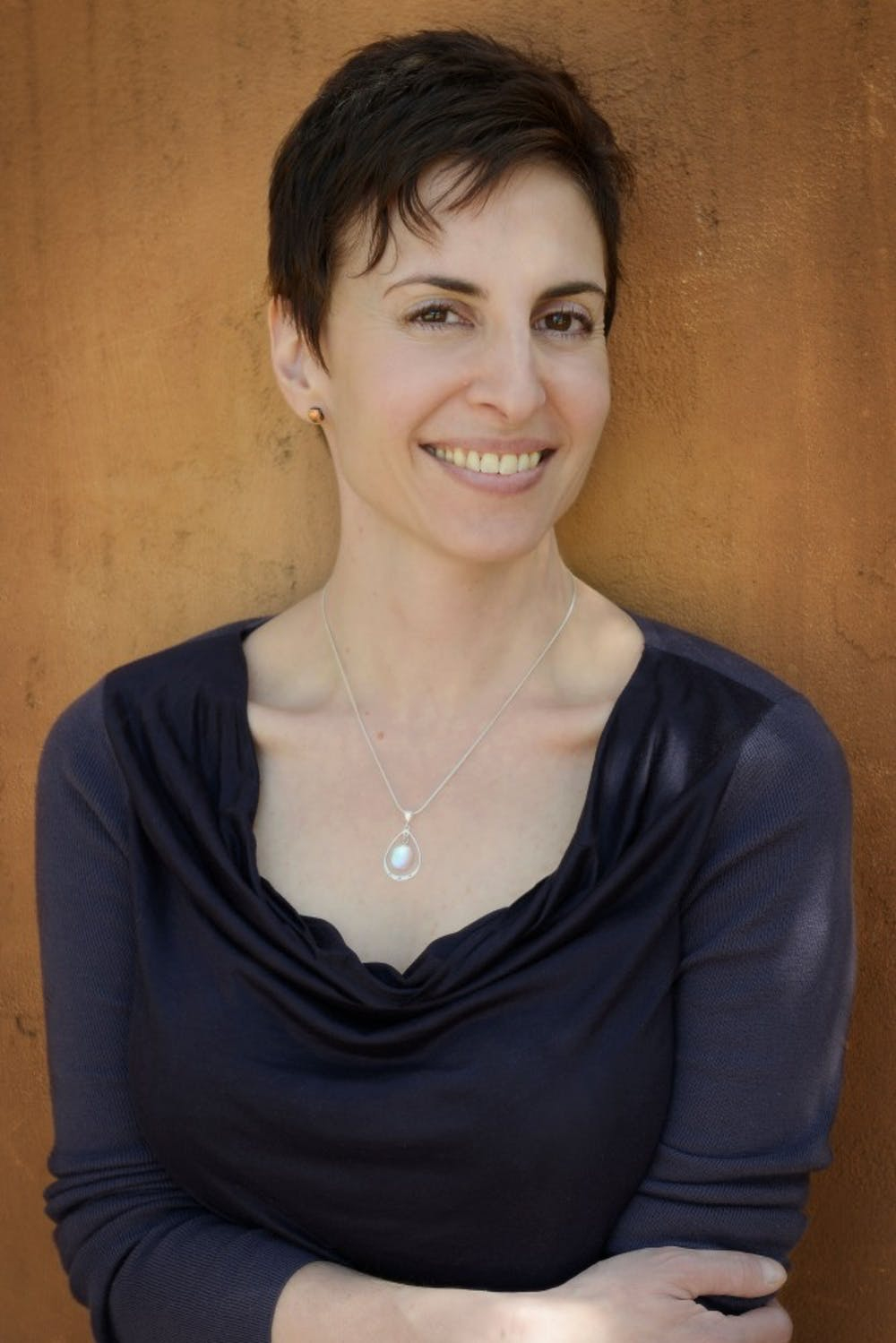 "<p>Author Lauren Camp will share her work, including her latest poetry collection entitled ""Turquoise Door,"" at New Dominion Bookshop May 11. &nbsp;&nbsp;</p>"