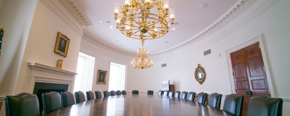 <p>The Board of Visitors will vote on the tuition increase at their upcoming meeting this week.</p>