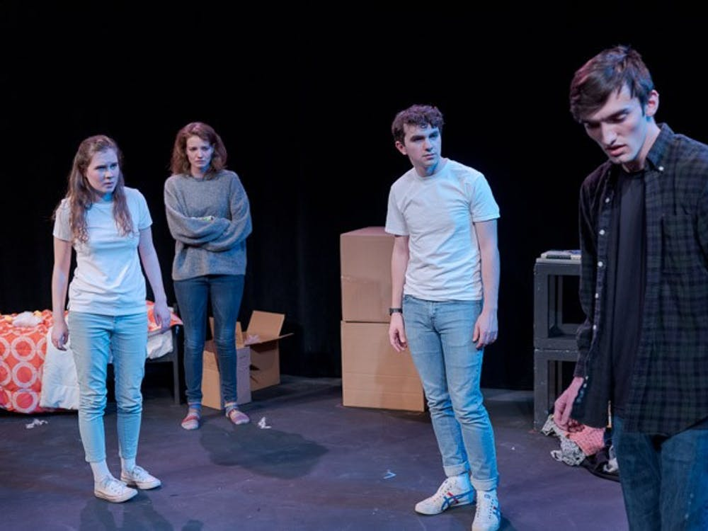 The New Works Festival showcased original works by U.Va. Department of Drama students.