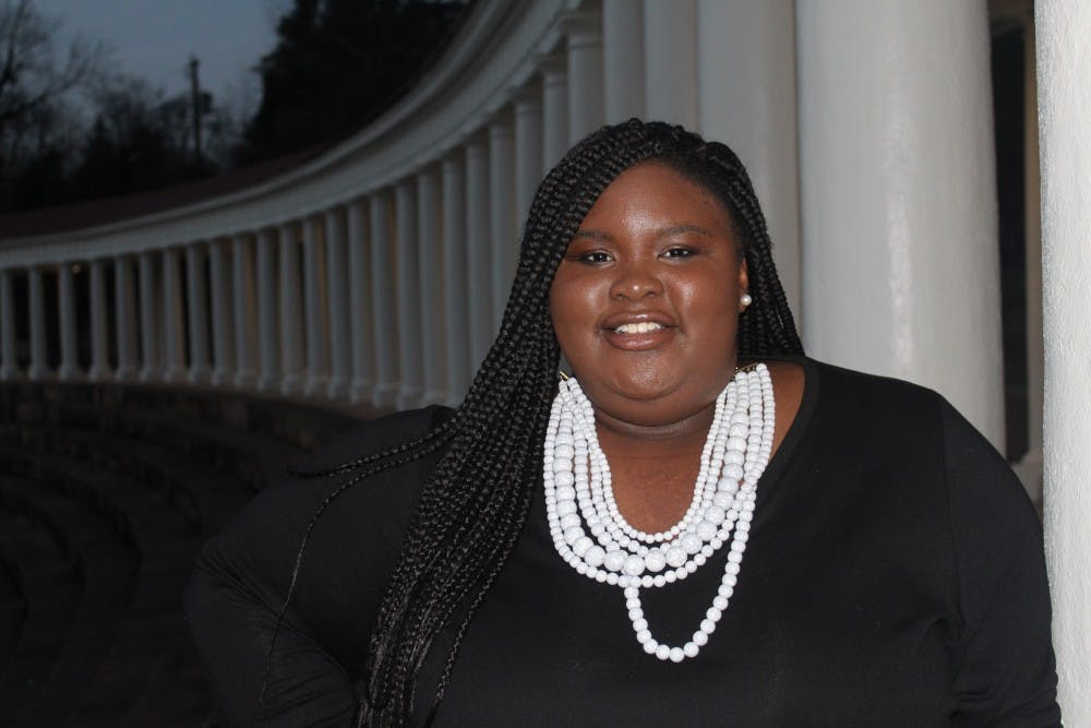 Zyahna Bryant is a first-year College student and local community organizer.