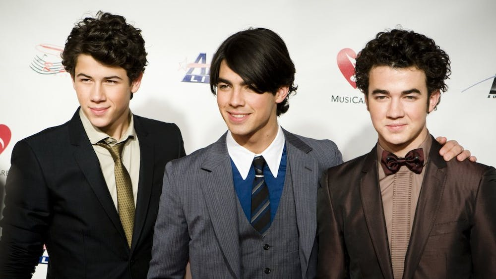 The Jonas Brothers have come a long way since their appearance here at the 2009 Grammy Auction.