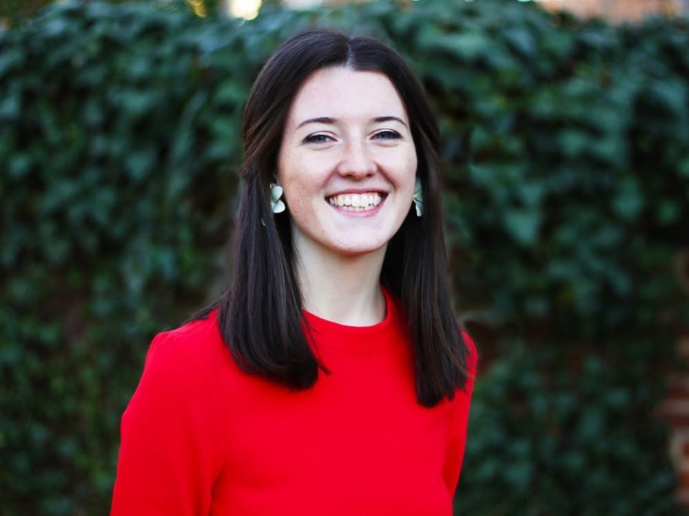 Sydney Bradley is a third-year College student running for Student Council Vice President for Administration.
