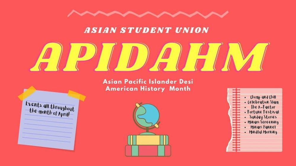 Through the events planned specifically for APIDAHM and events organized by the greater ASU, the group hopes to create an environment where APIDA students feel comfortable and can promote cultural appreciation and awareness.