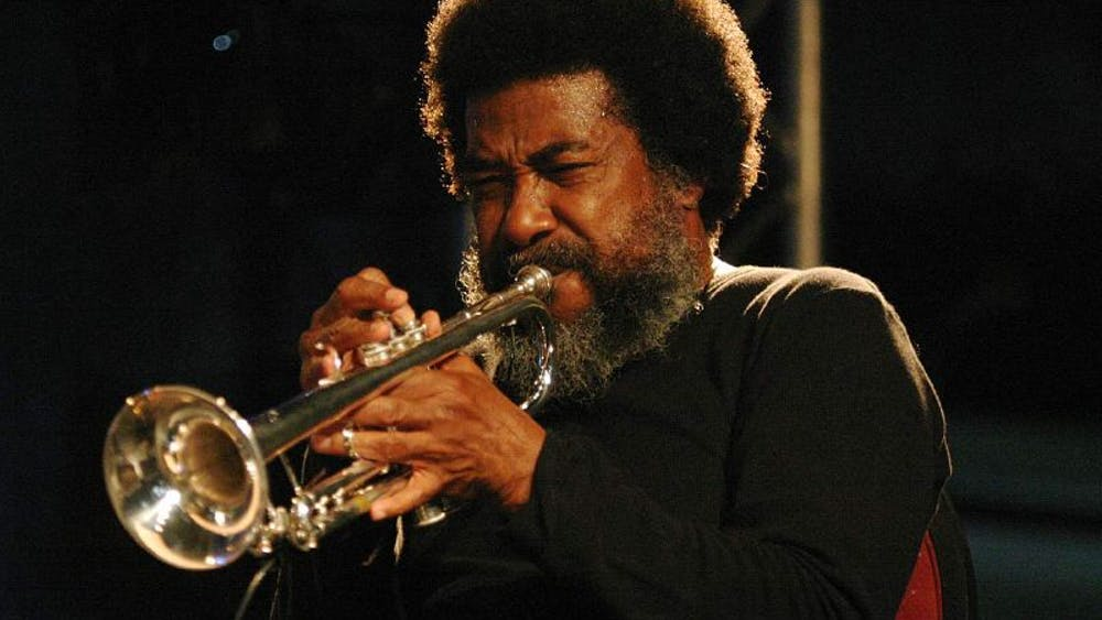The headliner of the week is Wadada Leo Smith and the Golden Quintet, a jazz group led by Downbeat Magazine's 2017 Jazz Artist of the Year.