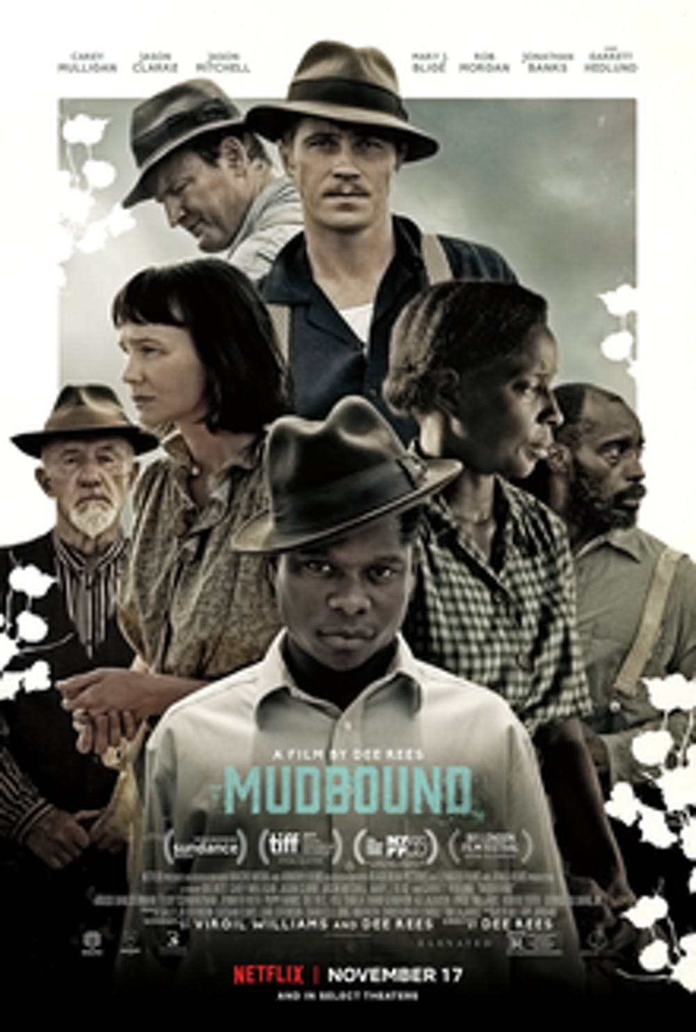 """<p>""""Mudbound"""" tells the intertwining story of two families and their lives in the Deep South.</p>"""