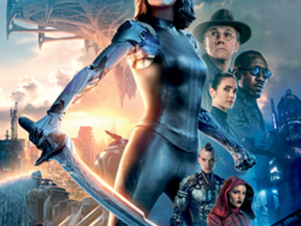 """As an action film, """"Alita: Battle Angel"""" is visually stimulating and functional enough to kill two hours for any person looking for something generic and unchallenging."""