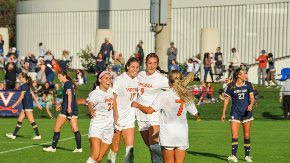 In the end, Virginia walked away with a 2-1 victory, moving the team up to second in the ACC standings.