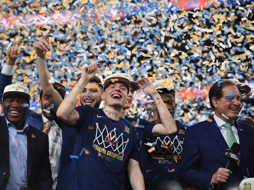 Virginia trailed in the second half in five of six tournament games, but still won it all.