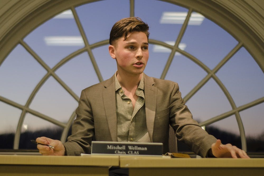 <p>UJC chair and fourth-year College student Mitchell Wellman told The Cavalier Daily in a prior interview that he did not expect much controversy surrounding the passage of these amendments.</p>