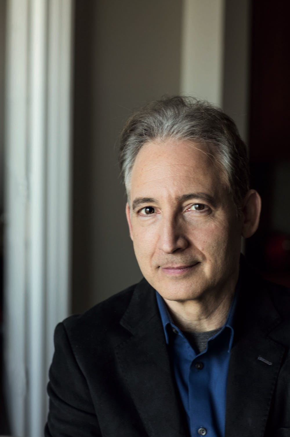 <p>Brian Greene, professor of mathematics and physics at Columbia University, explained humankind's search for meaning through examining the history and future of the universe at his recent talk at the Paramount Theater.&nbsp;</p>