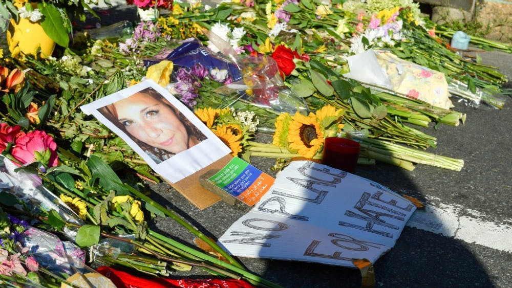 James Fields Jr. killed Heather Heyer and injured dozens more in the car attack on Aug. 12, 2017.