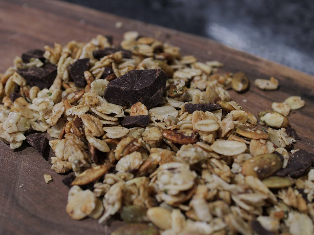Granola is arguably one of the most versatile staples to have in your kitchen.