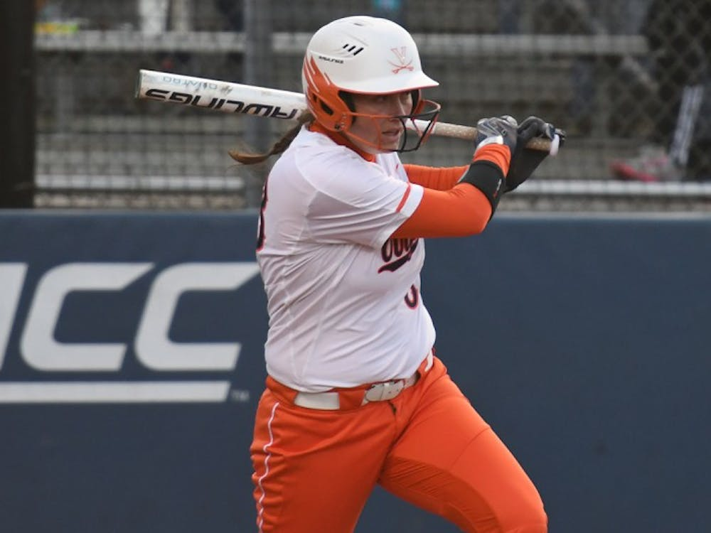 Junior first baseman Danni Ingraham had two RBIs in Virginia's 6-3 win over Notre Dame.