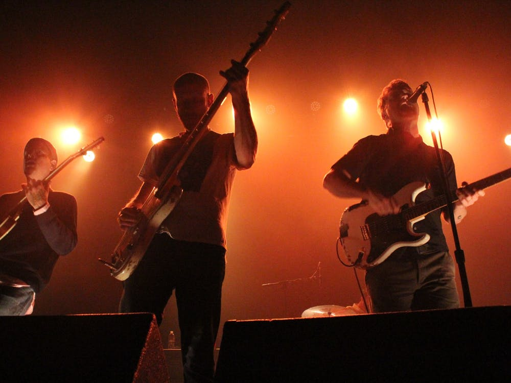 Indie rock band Cold War Kids, pictured here at the Fonda Theatre in Los Angeles in 2013, released their new album November 1.