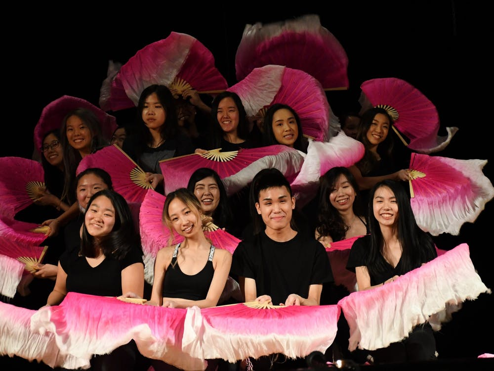 Approximately 300 people attended the Chinese Student Association's 25th annual Chinafest Saturday, which was held from 3 p.m. to 6:30 p.m. at Burley Middle School.