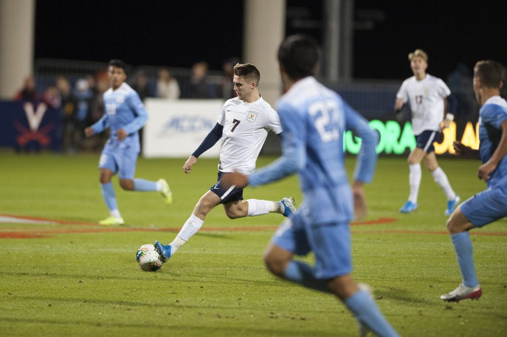 <p>Virginia men's soccer has the opportunity to win the national championship which would be a welcome sight for all Cavalier fans.</p>