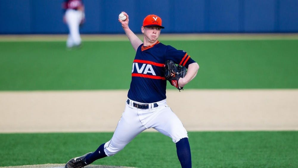 newest ec5a9 8e3d6 Baseball wins weekend series at Notre Dame | The Cavalier Daily
