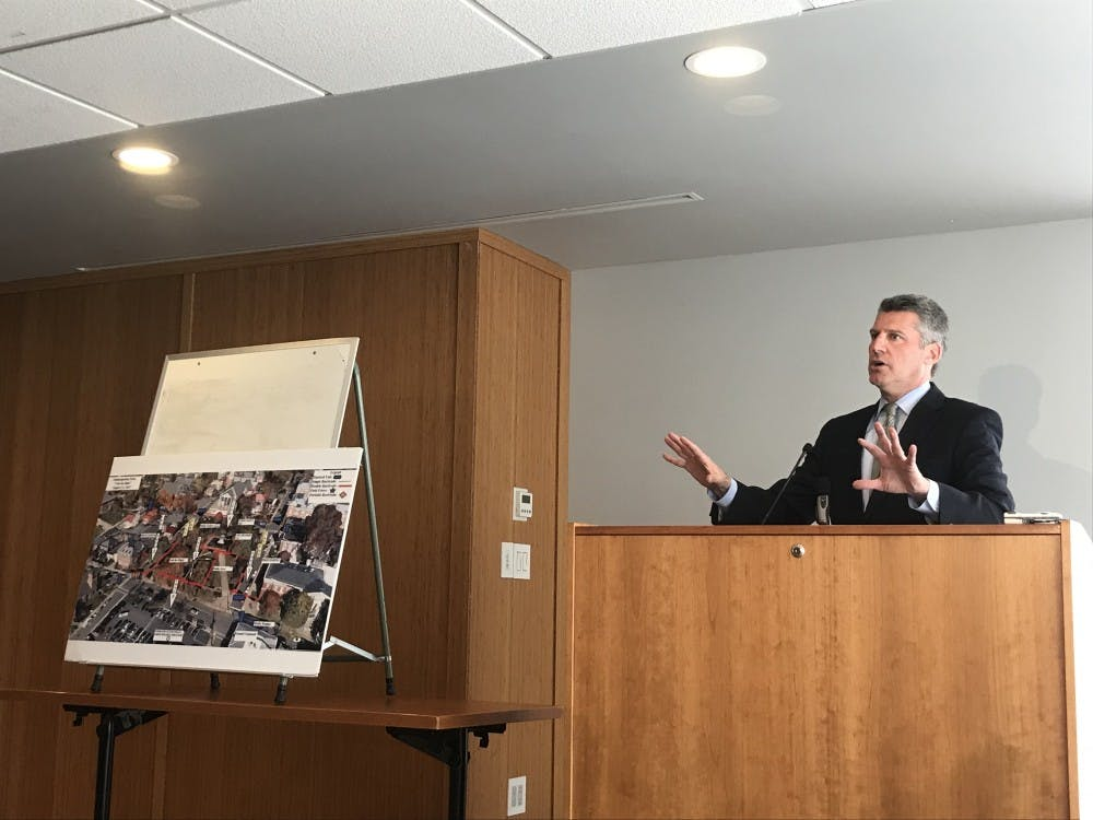 <p>Former U.S. Attorney Tim Heaphy was tasked with leading the independent review of how the city responded to the white supremacist events of this past summer. He presented his findings at a press conference last Friday.&nbsp;</p>
