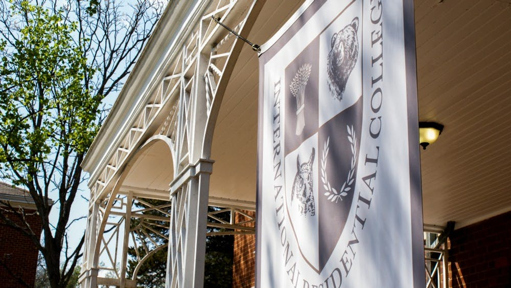The International Residential College hosted the event to discuss Gov. Ralph Northam's blackface scandal, cultural appropriation at Bid Day and white-supremacist graffiti on Beta Bridge.