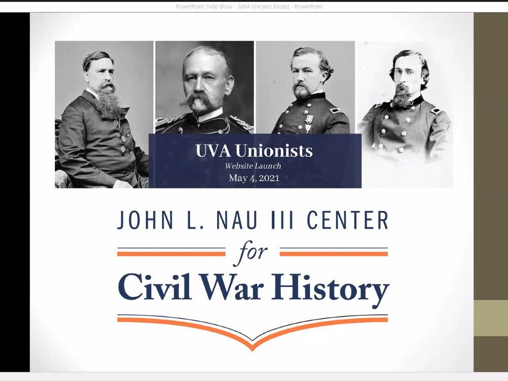 Research behind U.Va. Unionists was conducted by Neumann, Kurtz and around a dozen student researchers.