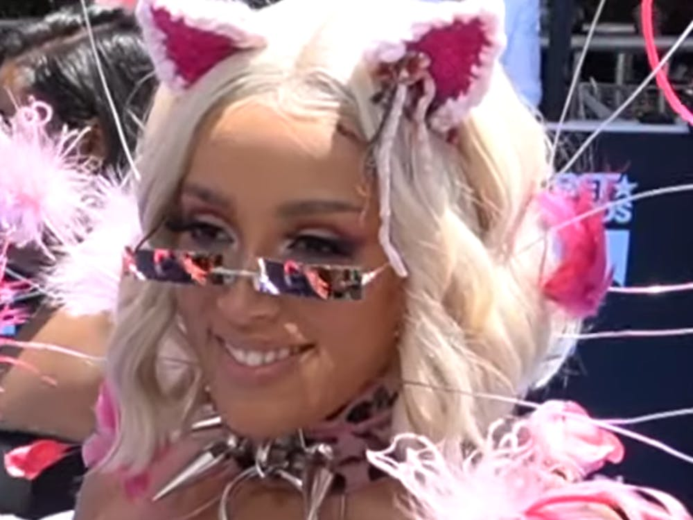 Doja Cat is running the pop-rap game at the moment.