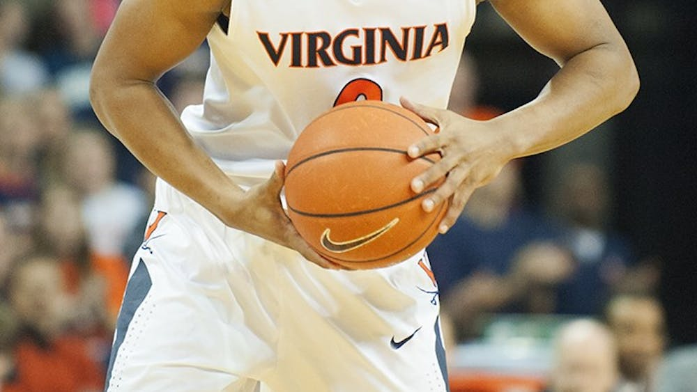 Redshirt sophomore guard Devon Hall wasn't the most efficient player Saturday against North Carolina, shooting only 3-for-11 from the floor, but his aggressiveness aided Virginia behind the arc and at the free-throw line. If Hall plays with that same confidence in the postseason, the Cavaliers should be all the better offensively.