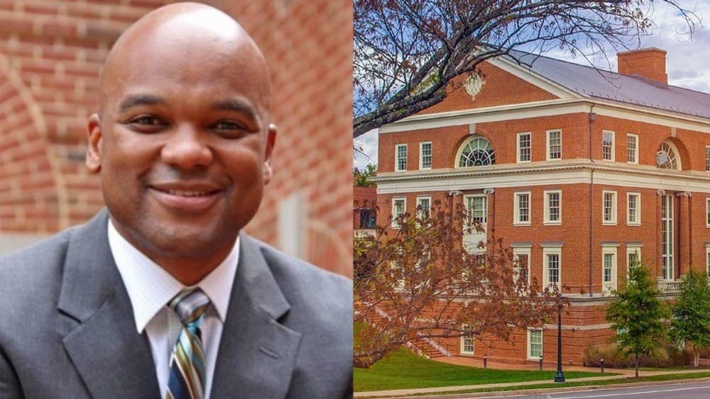 Harris was offered a position as an associate professor despite being on the tenure track since 2014.