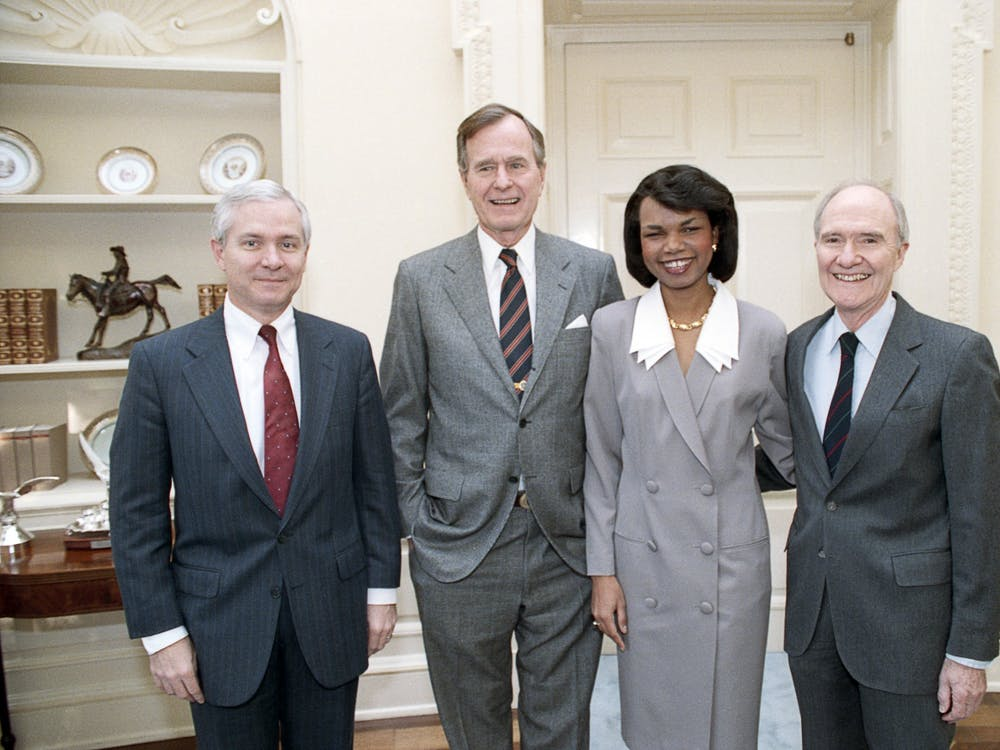 """""""The Art of Statecraft: The Bush 41 Team"""" focuses on international policy during the presidency of George H.W. Bush."""
