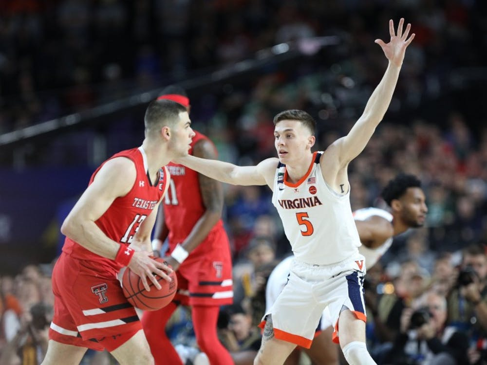 Junior guard Kyle Guy declared for the NBA Draft Tuesday afternoon.