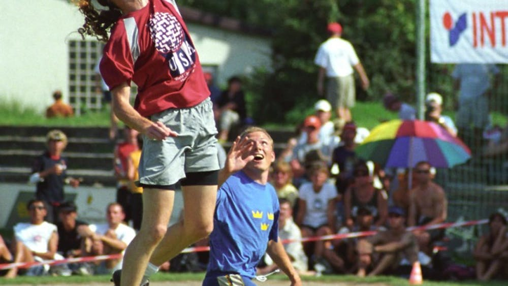 """Playing Ultimate Frisbee, a sport organized around the principle of """"Spirit of the Game,"""" has been about more than learning to throw a wicked flick, columnist Kerry Mitchell writes."""