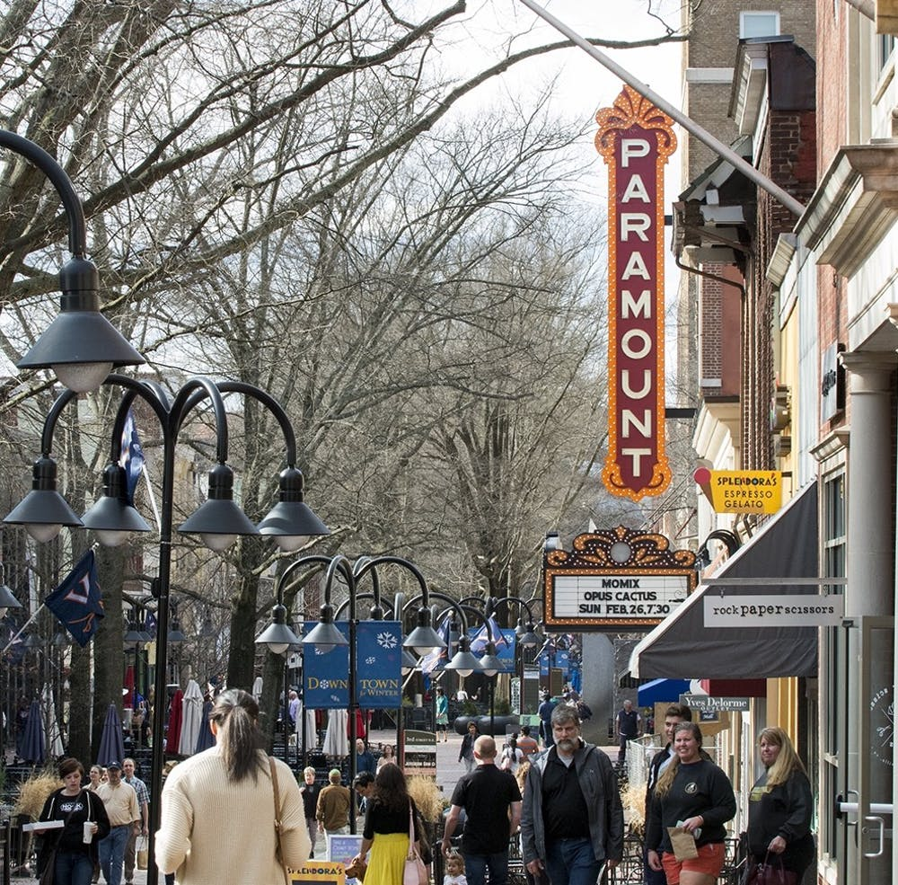 <p>Many restaurants, including those on the Downtown Mall, are also fully booked for graduation weekend.</p>