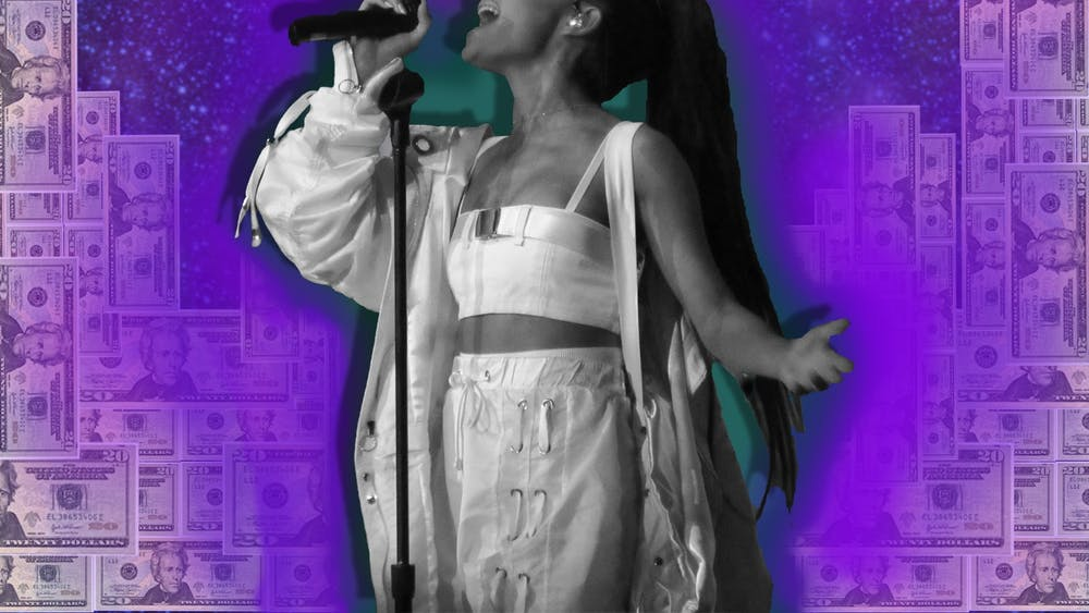 Ariana Grande is Italian-American singer, songwriter and actress.