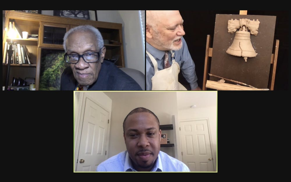 <p>Virgil Wood worked alongside King for over 10 years and was an organizer with the historic March on Washington.</p>