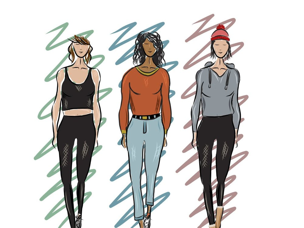 The 2010s saw new trends like athleisure and a resurgence of classics like oversized jeans.