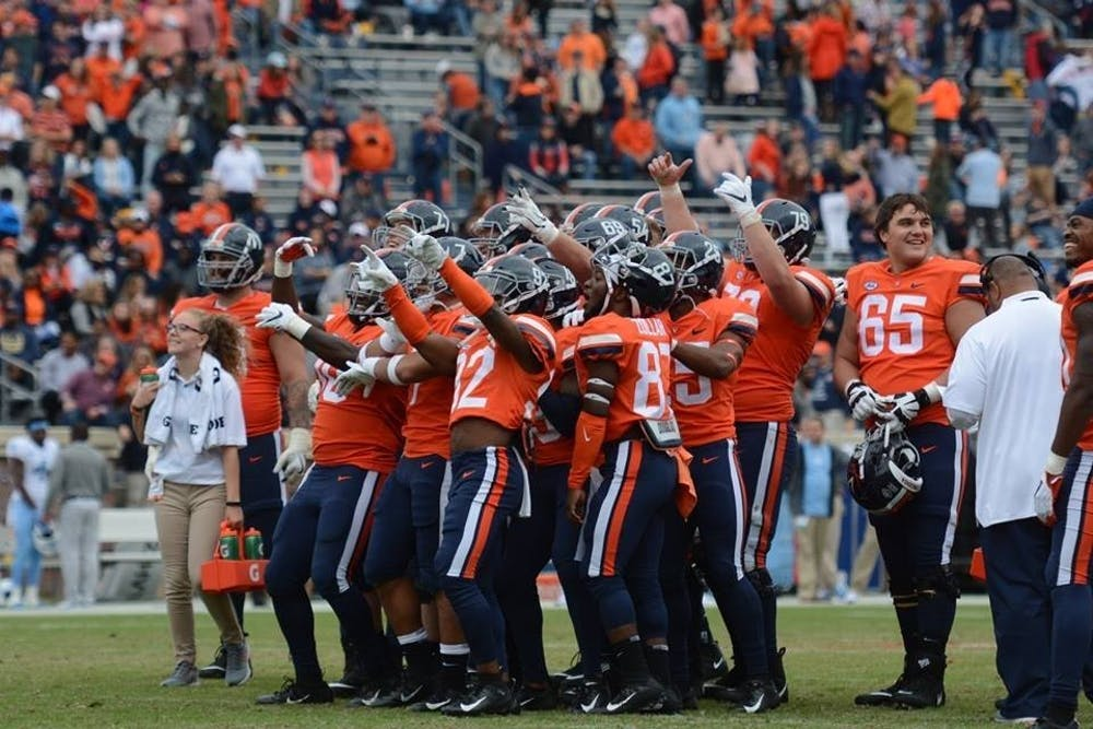 Virginia football picked to win the ACC Coastal Division ...