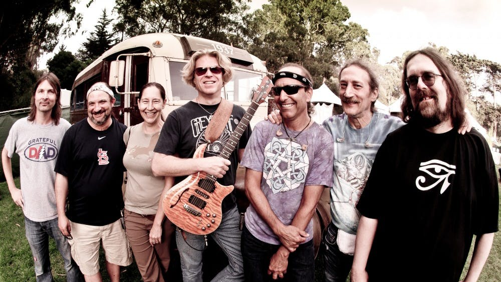 Dark Star Orchestra throws it back to the days of the Dead.