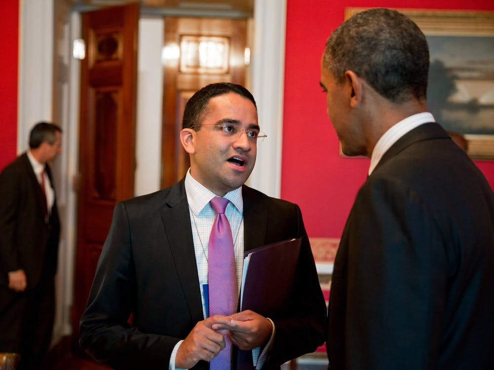 Raghavan currently serves as the chief of staff for Congresswoman Pramila Jayapal, D-Wash., and was the former associate director of public engagement under the Obama administration.