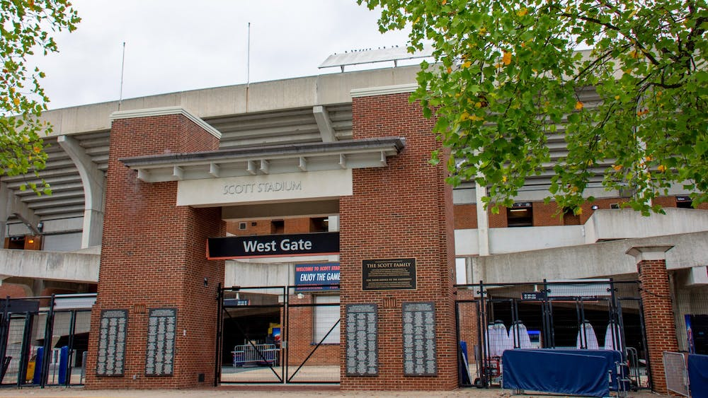 The Office for Sustainability works alongside Virginia Athletics as part of its Single Use Plastic Reduction strategy to increase sustainability efforts at all athletic events.