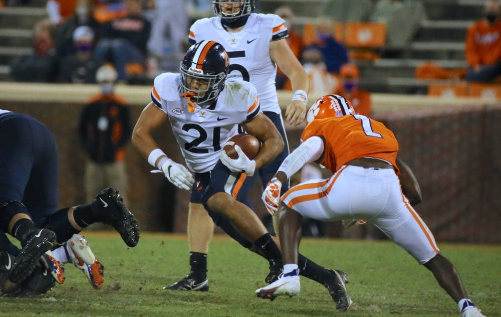 <p>Junior running back Wayne Taulapapa will have a chance at a big day Saturday as he faces a poor Abilene Christian rush defense.</p>