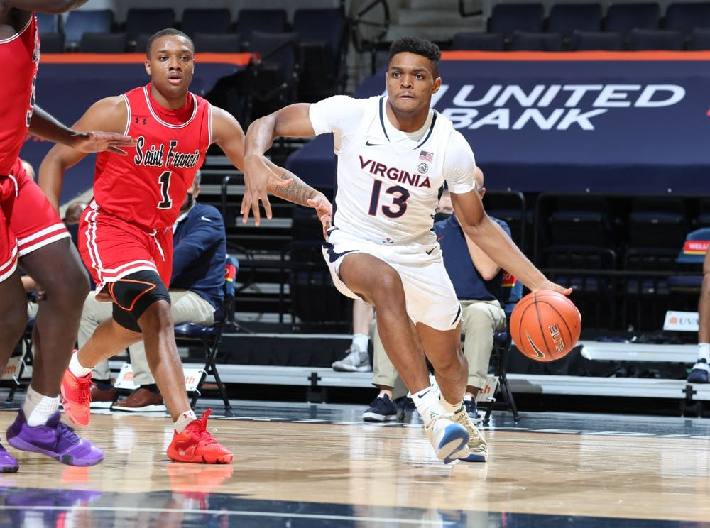 <p>Morsell averaged 14.8 minutes of playing time per game this season, down from 21.8 in the 2019-20 season.</p>