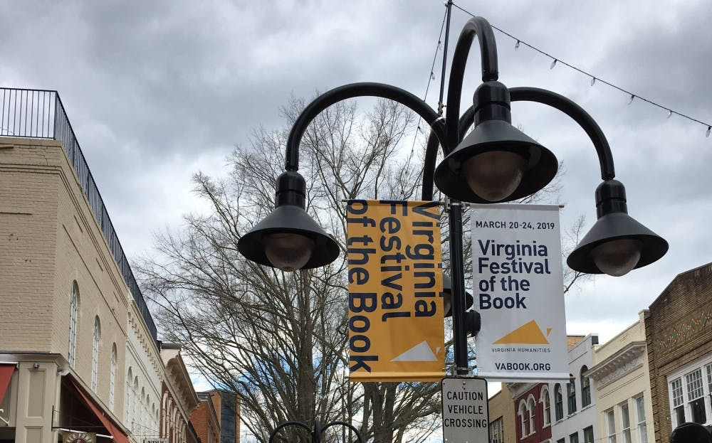 The 2019 Virginia Festival of the Book celebrated its 25th anniversary.
