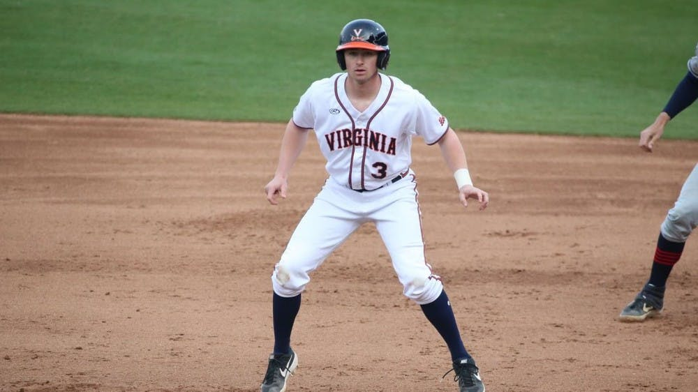 Senior designated hitter Jack Weiller had two RBIs in Virginia's loss to Miami Saturday.