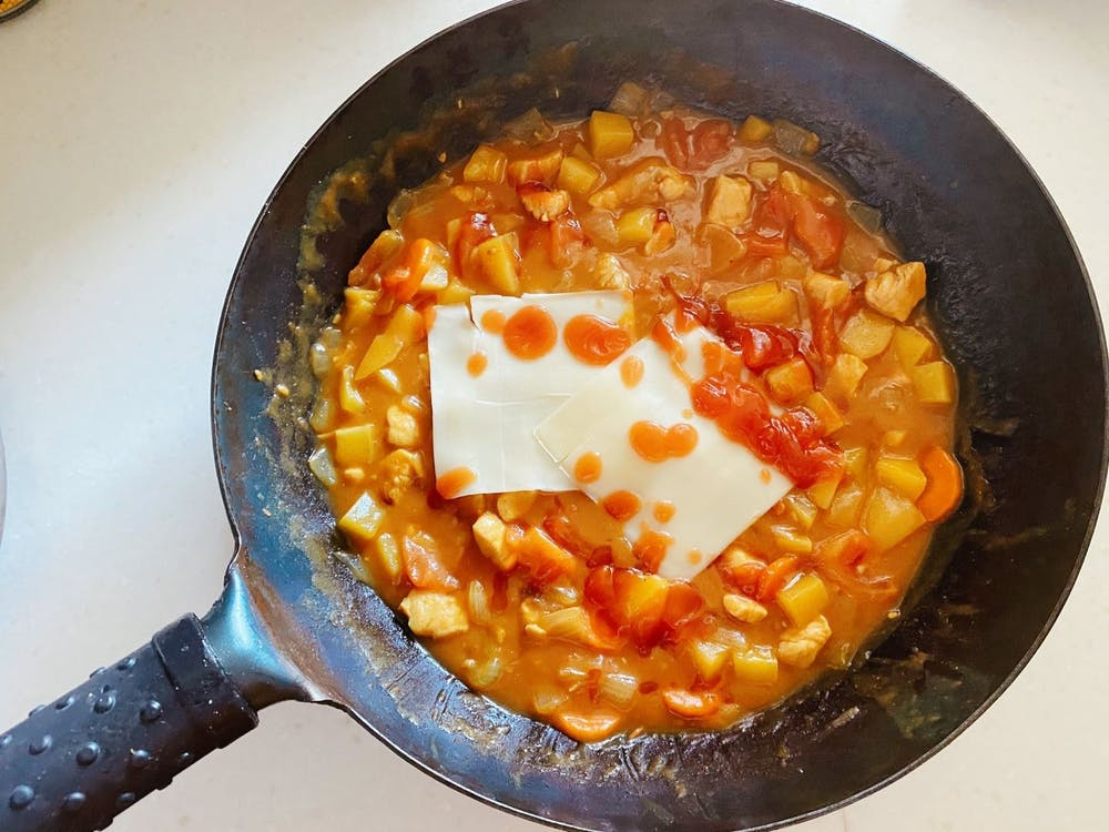 <p>A simple restaurant-quality curry you can make.</p>